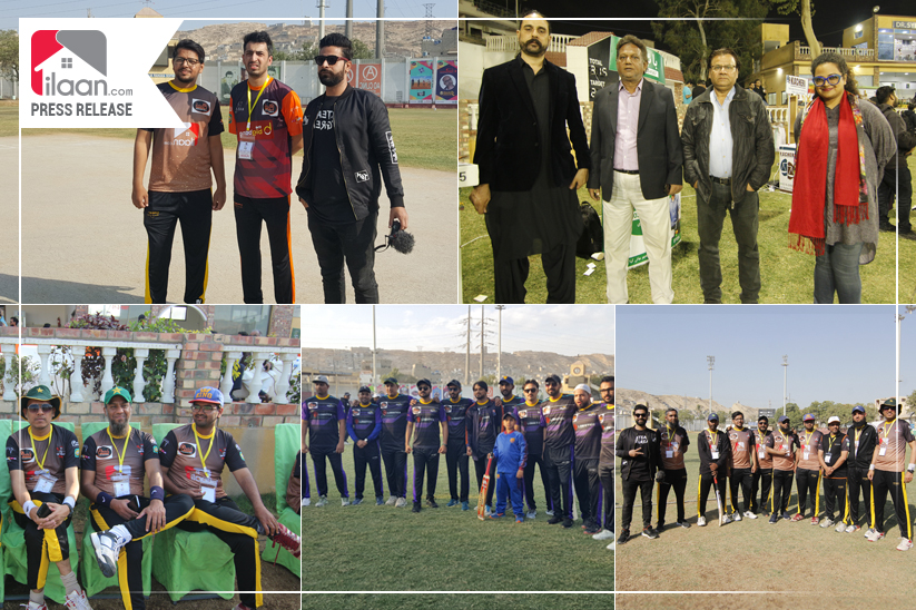 Pakistan YouTuber's Cup Sponsored by ilaan.com Concluded in Karachi