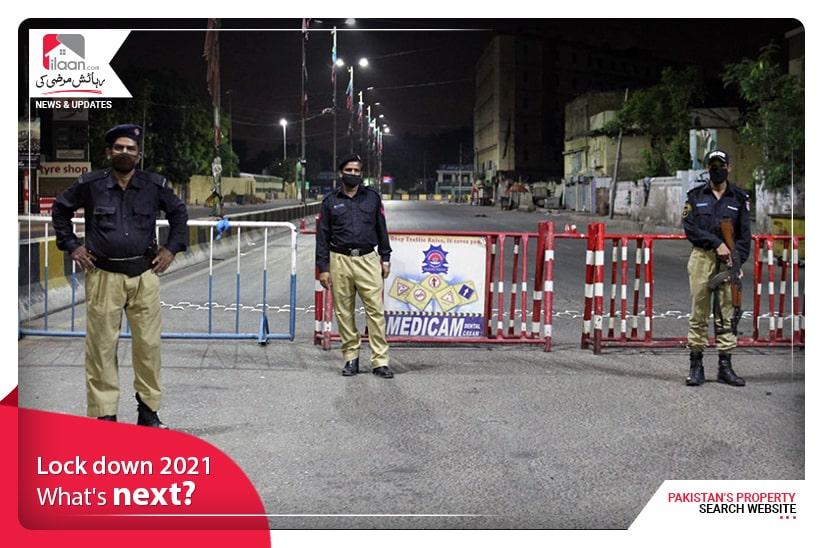 Lock down 2021 - What's next?
