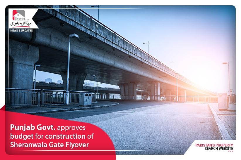 Punjab Govt. approves budget for construction of Sheranwala Gate Flyover