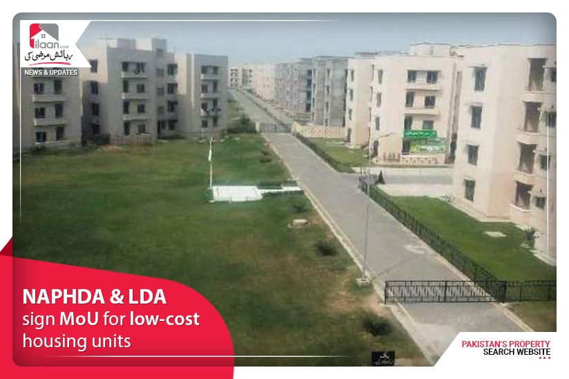 NAPHDA & LDA sign MoU for low-cost housing units