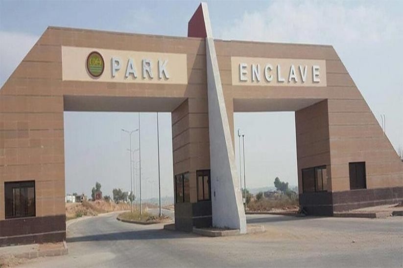 Park Enclave – CDA Resumes the Developmental Work