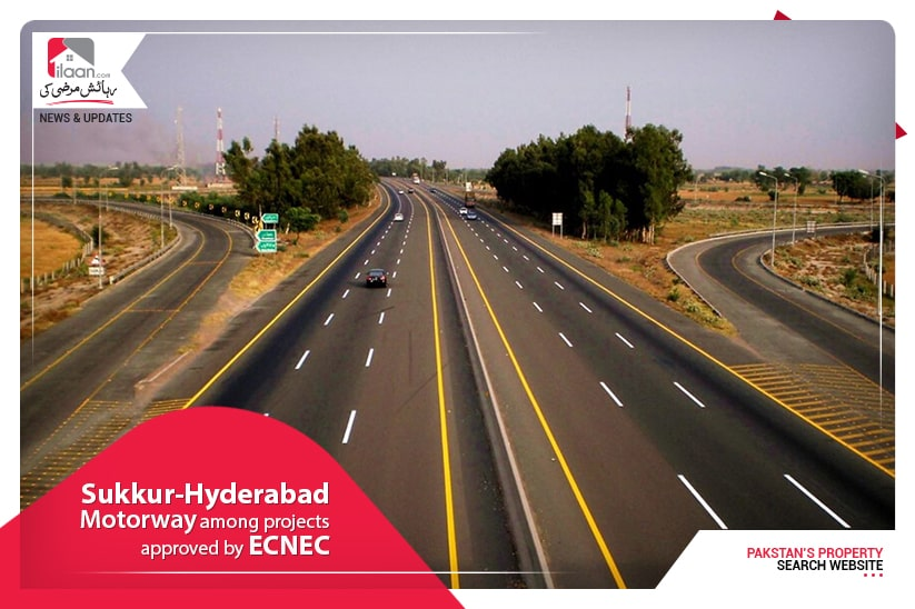 Sukkur-Hyderabad Motorway among projects approved by ECNEC