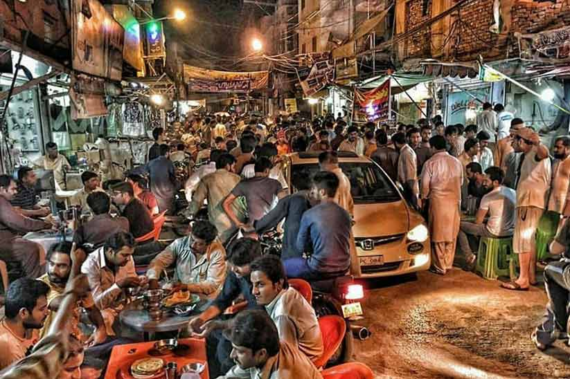 Kartarpura Food Street in Rawalpindi to be upgraded