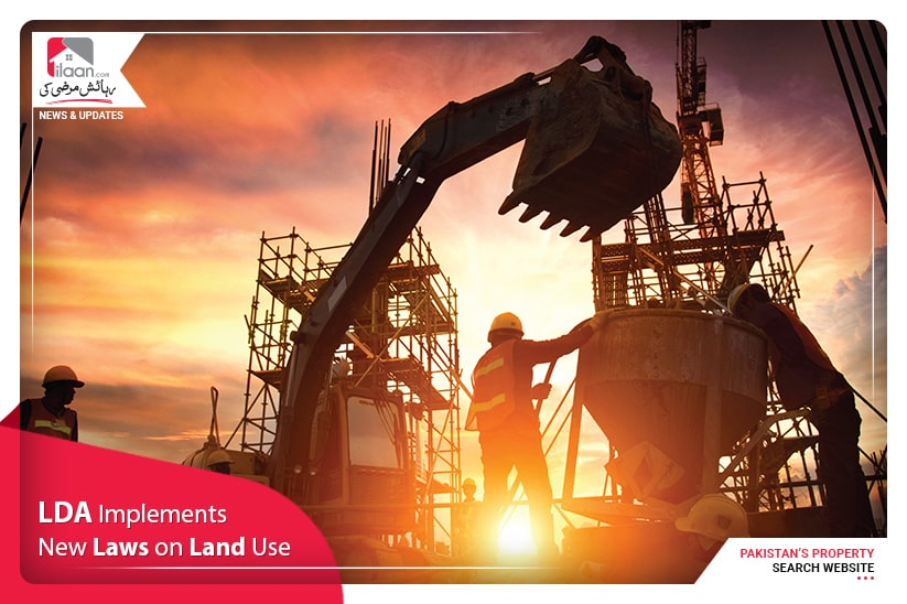 LDA implements new laws on land use