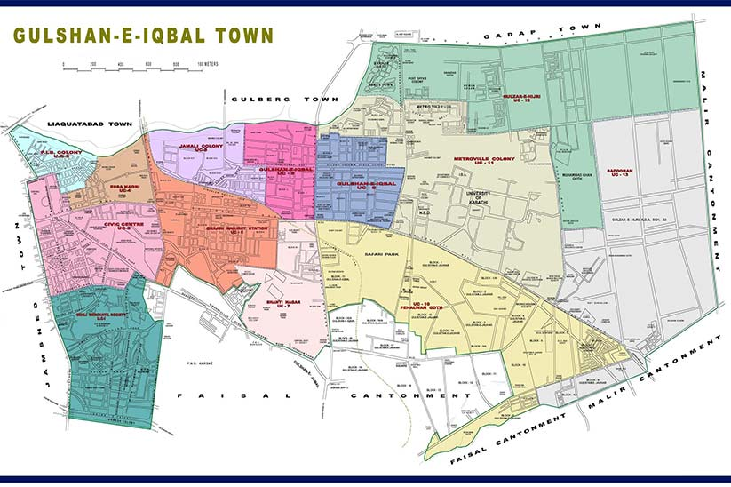Invest in Gulshan-e-Iqbal Karachi, An ideal place for residence!