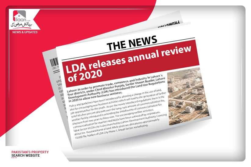 LDA Announces 2020 Year-End Review