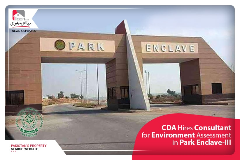 CDA Hires Consultant for Environment Assessment in Park Enclave-IIIs