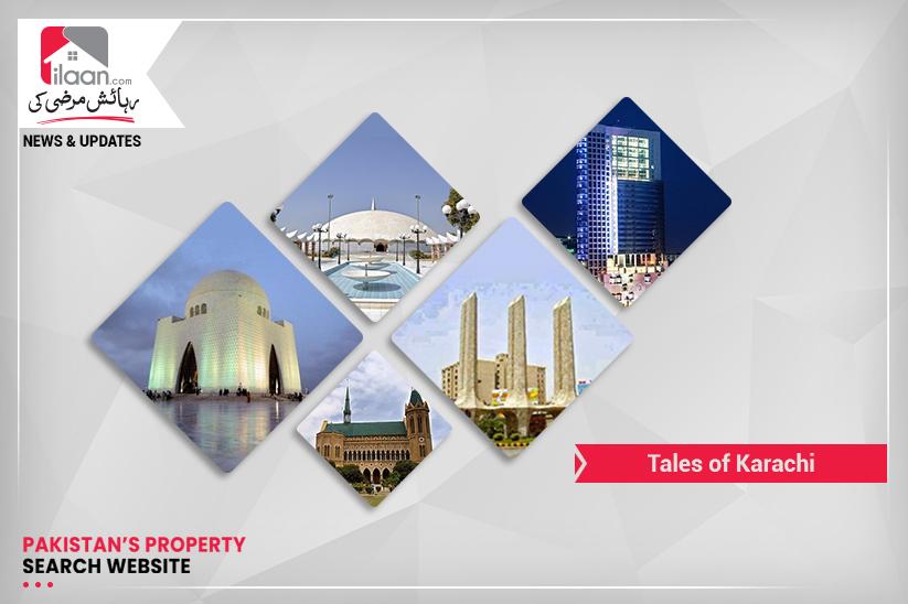 Tales of Karachi
