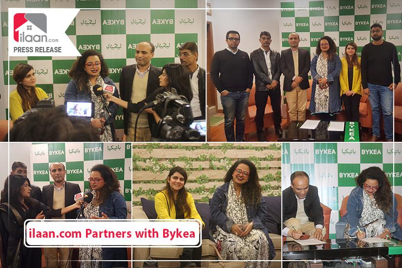 ilaan.com Partners with Bykea