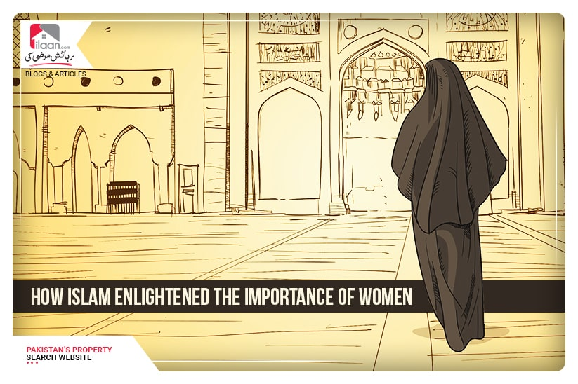 How Islam Enlightened the Importance of Women