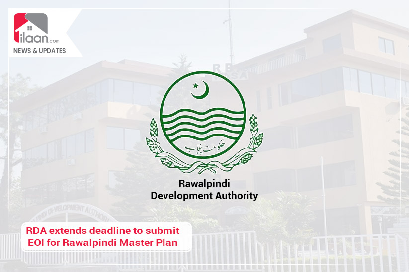 RDA extends deadline to submit EOI for Rawalpindi Master Plan