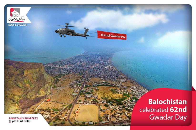 Balochistan Celebrated 62nd Gwadar Day