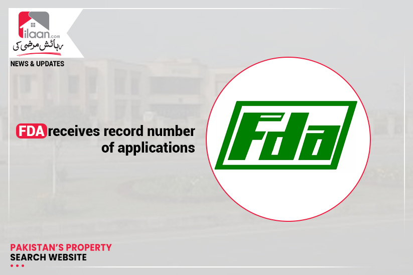 FDA receives record number of applications