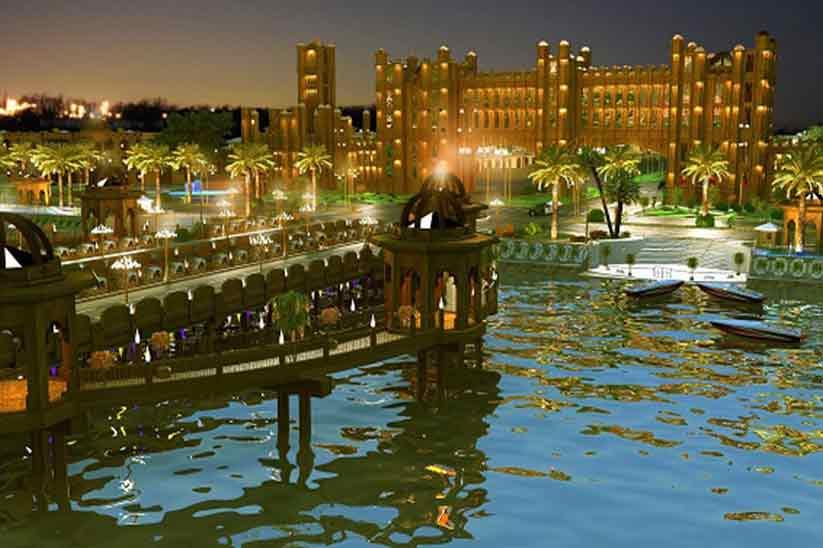 Master City Housing Scheme open for bidding