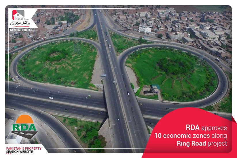 RDA Approves 10 Economic Zones along Ring Road Project