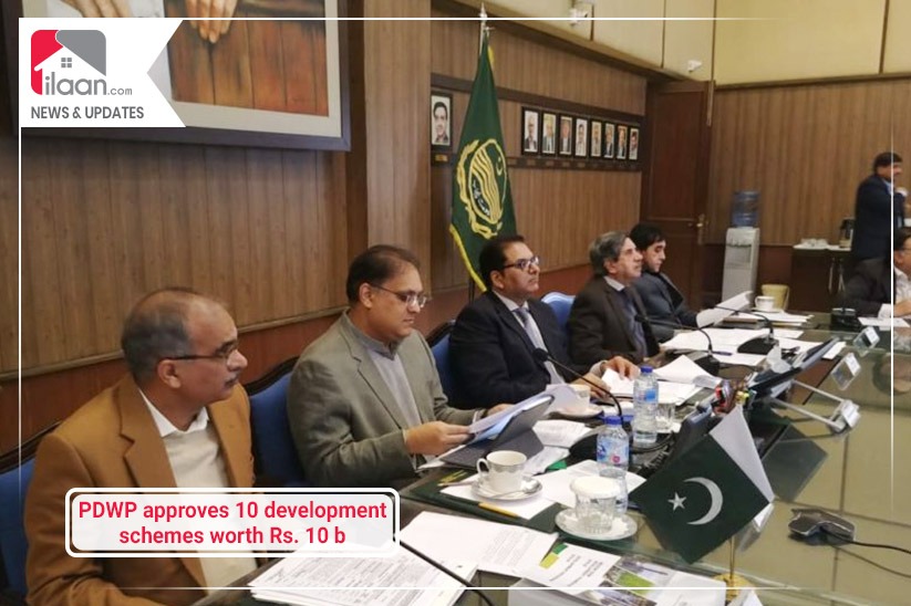 PDWP approves 10 development schemes worth Rs. 10 bn