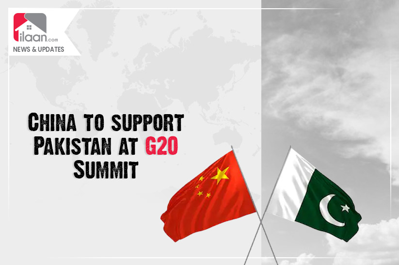 China to support Pakistan at G20 Summit for Debt Relief Initiative