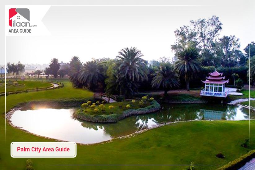 Palm City Lahore