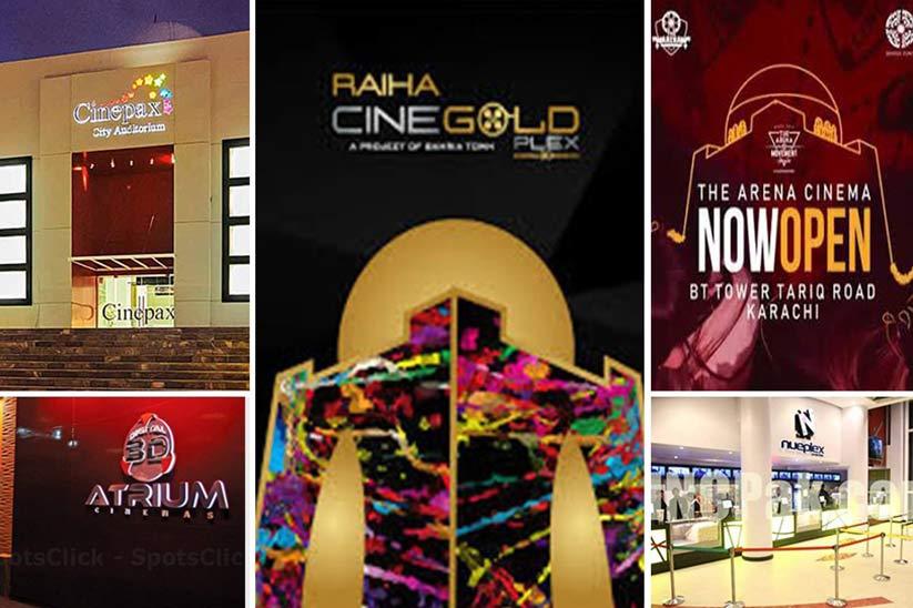 Premium Cinemas in Karachi Providing Exclusive Cinematic Experience