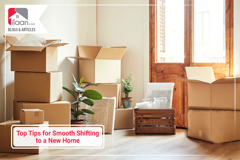 Top Tips for Smooth Shifting to a New Home