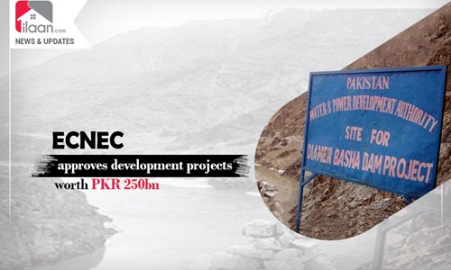 ECNEC approves development projects worth PKR 250bn