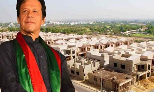 PM Imran Khan to inaugurate five million housing project