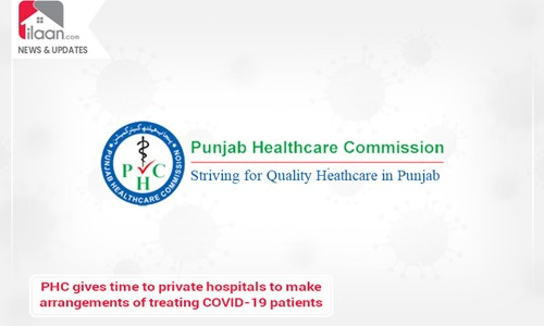 PHC gives time to private hospitals to make arrangements of treating COVID-19 patients