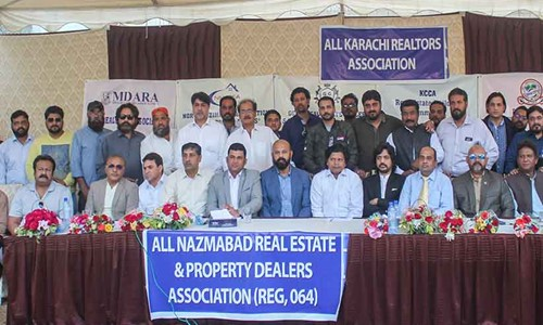 Karachi Real Estate Associations Coming Together to Address the Issues of the Sector