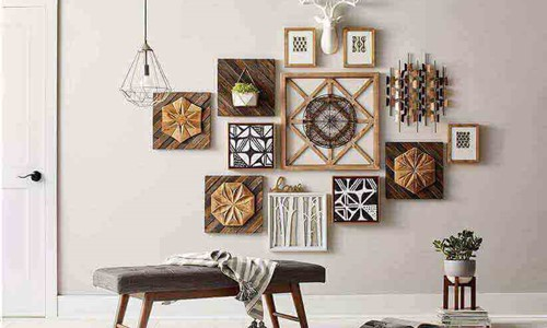 Add Attraction to Your Boring Walls in a Budget-Friendly Way