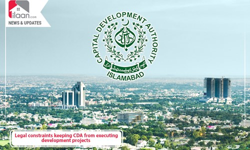 Legal constraints keeping CDA from executing development projects