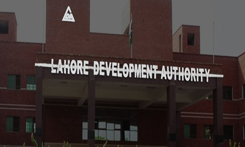 Crackdown against Illegal Housing Scheme Initiated by LDA Authorities