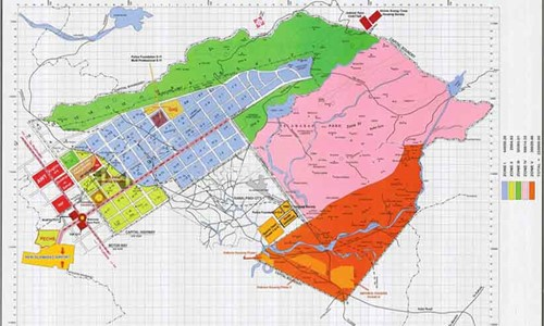 A step forward in the Islamabad Master Plan