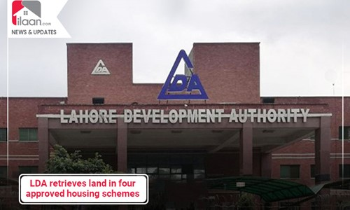LDA retrieves land in four approved housing schemes