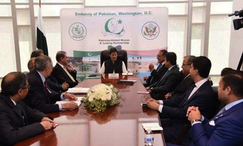 Investors Meeting Prime Minister and Showing Interest to Invest in IT Sector of Pakistan