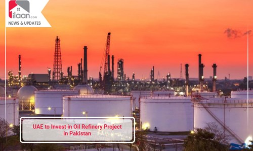 UAE to Invest in Oil Refinery Project in Pakistan