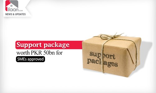Support package worth PKR 50bn for SMEs approved