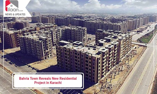 Bahria Town Reveals New Residential Project in Karachi
