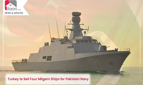 Turkey to Sell Four Milgem Ships for Pakistan Navy