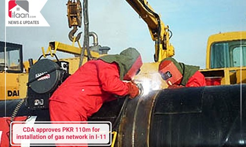 CDA approves PKR 110m for installation of gas network in I-11