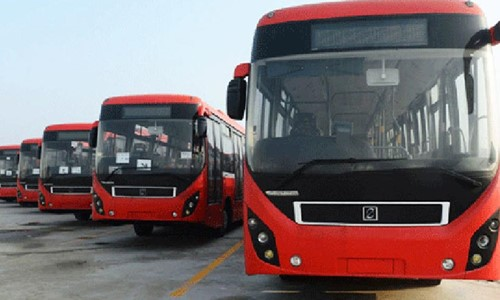 Work on Red Line BRT Project to be Initiated by Sindh Government