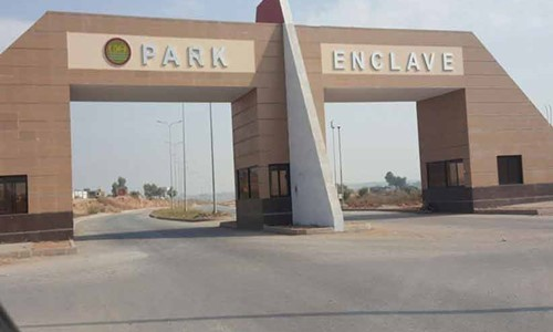 Park Enclave – Remaining Portion Free From Illegal Occupants