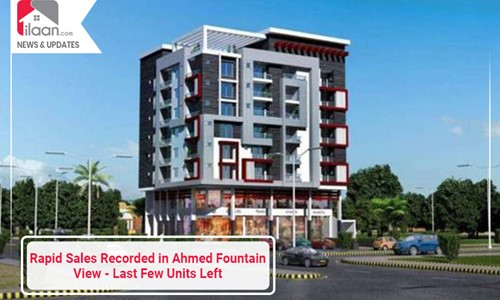 Rapid Sales Recorded in Ahmed Fountain View - Last Few Units Left