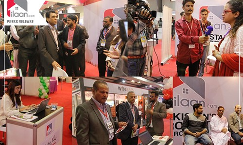 ilaan.com sponsored Build Asia 15th International Housing Construction and Real Estate Show
