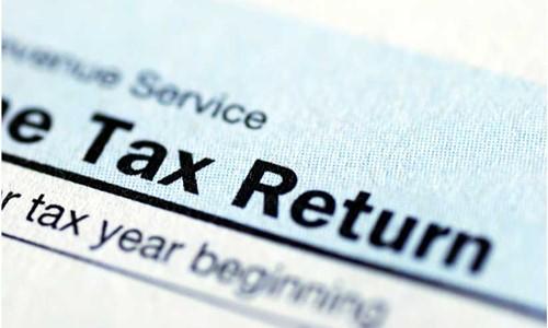 Tax Return Filers Hits a Record of 1.96 Million