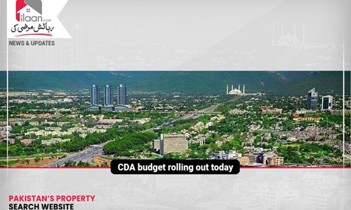 CDA budget rolling out today