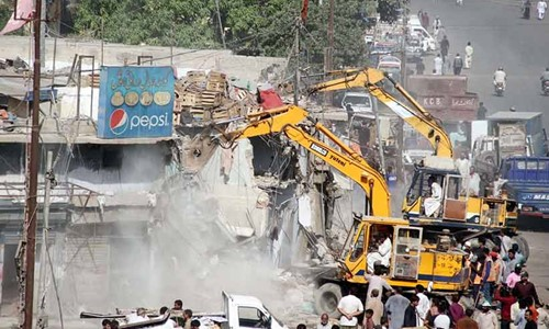 Anti-Encroachment Operations to be Continued – Ordered by SC