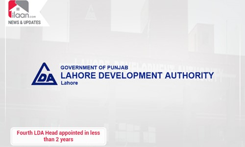 Fourth LDA Head appointed in less than 2 years