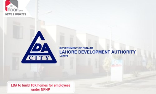 LDA to build 10K homes for employees under NPHP
