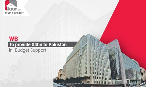 WB to provide $4bn to Pakistan in Budget Support