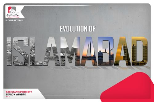 Evolution of Islamabad